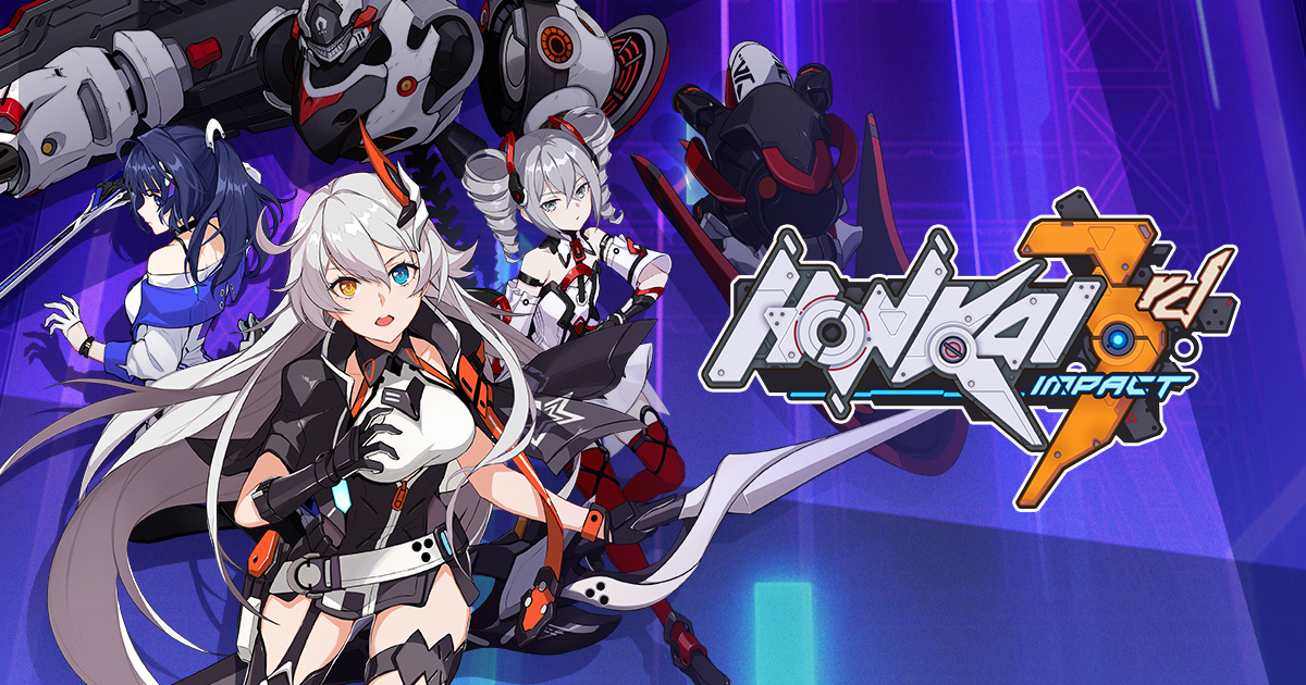 Honkai Impact 3 Official Site Fight For All Thats