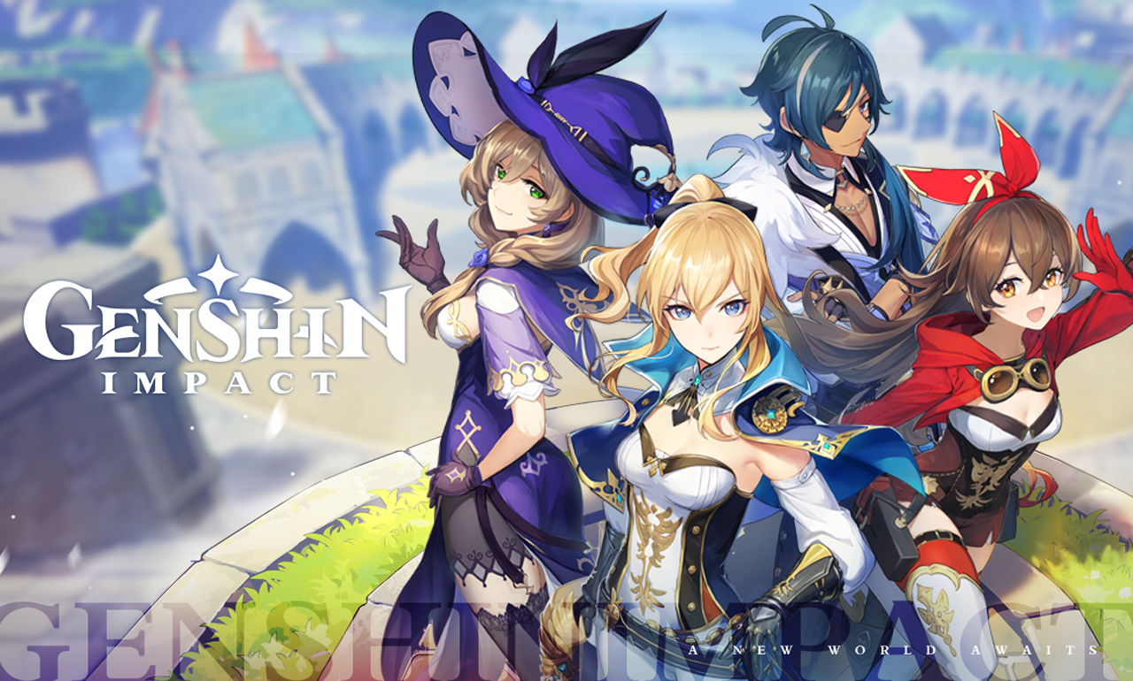 The Closed Beta for Genshin Impact is Now Live