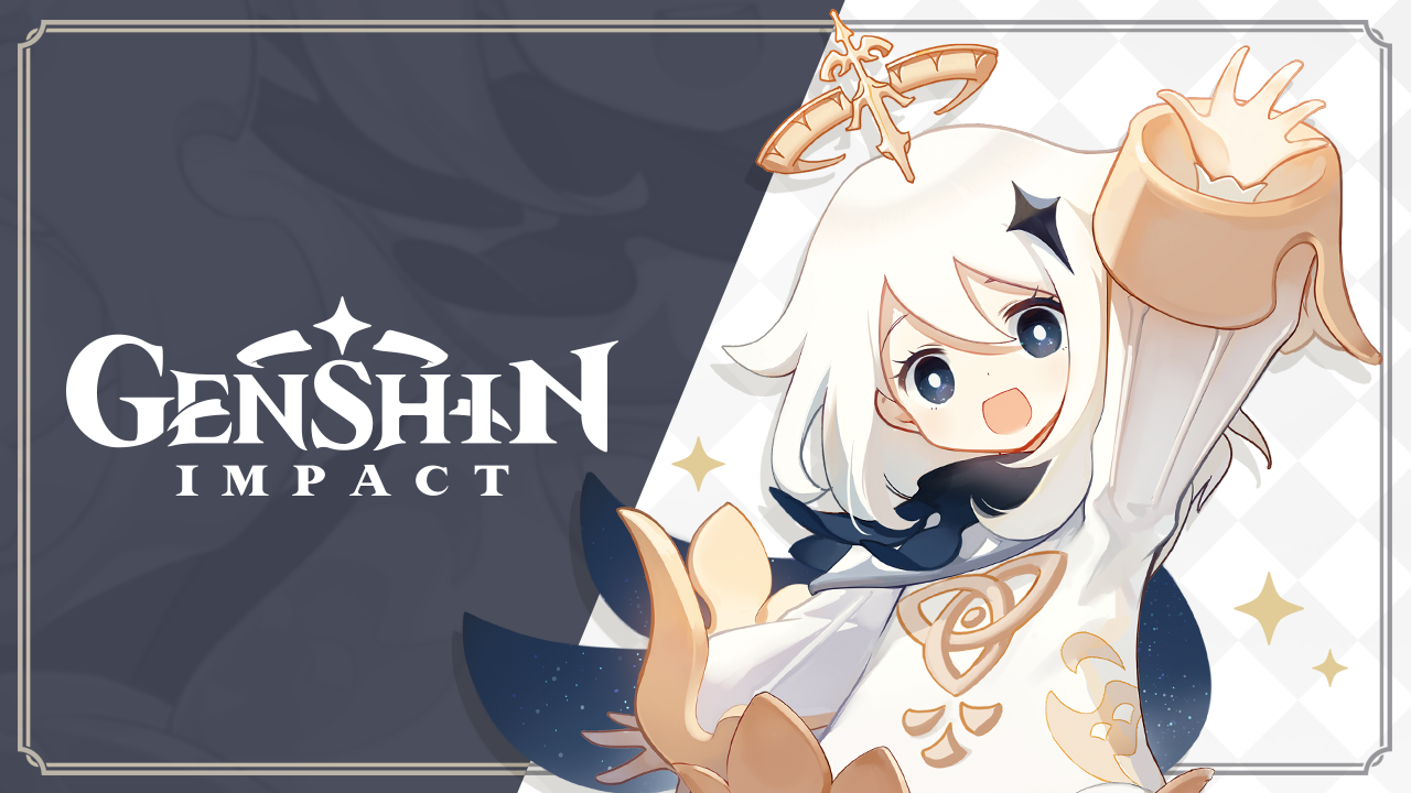 Genshin Impact-Step into a Vast Magical World for Adventure