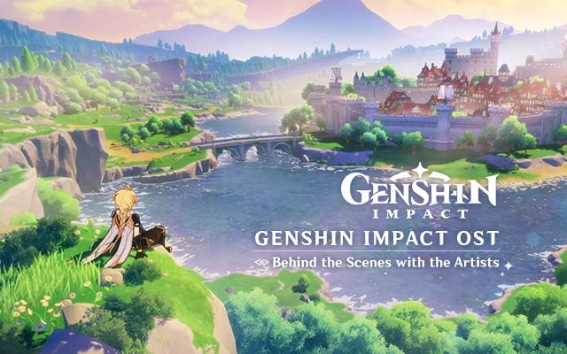 Genshin Impact Betritt Eine Geheimnisvolle Welt Voller Abenteuer
