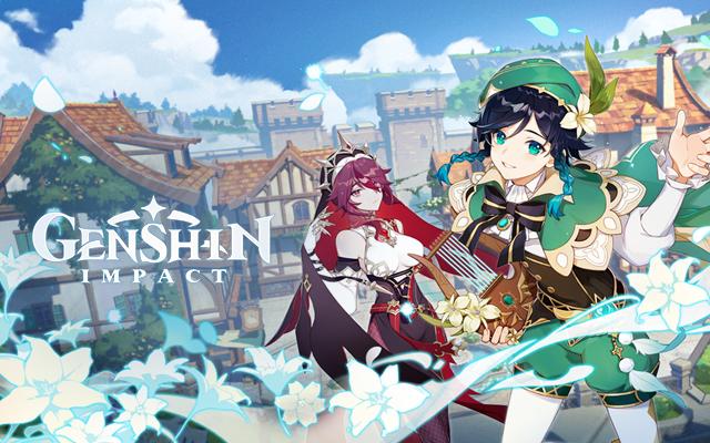 Genshin Impact versión 1.4