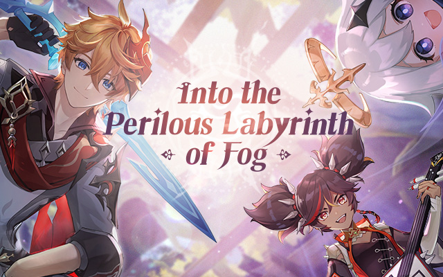 """The Version 2.2 """"Into the Perilous Labyrinth of Fog"""" preview page is here!"""